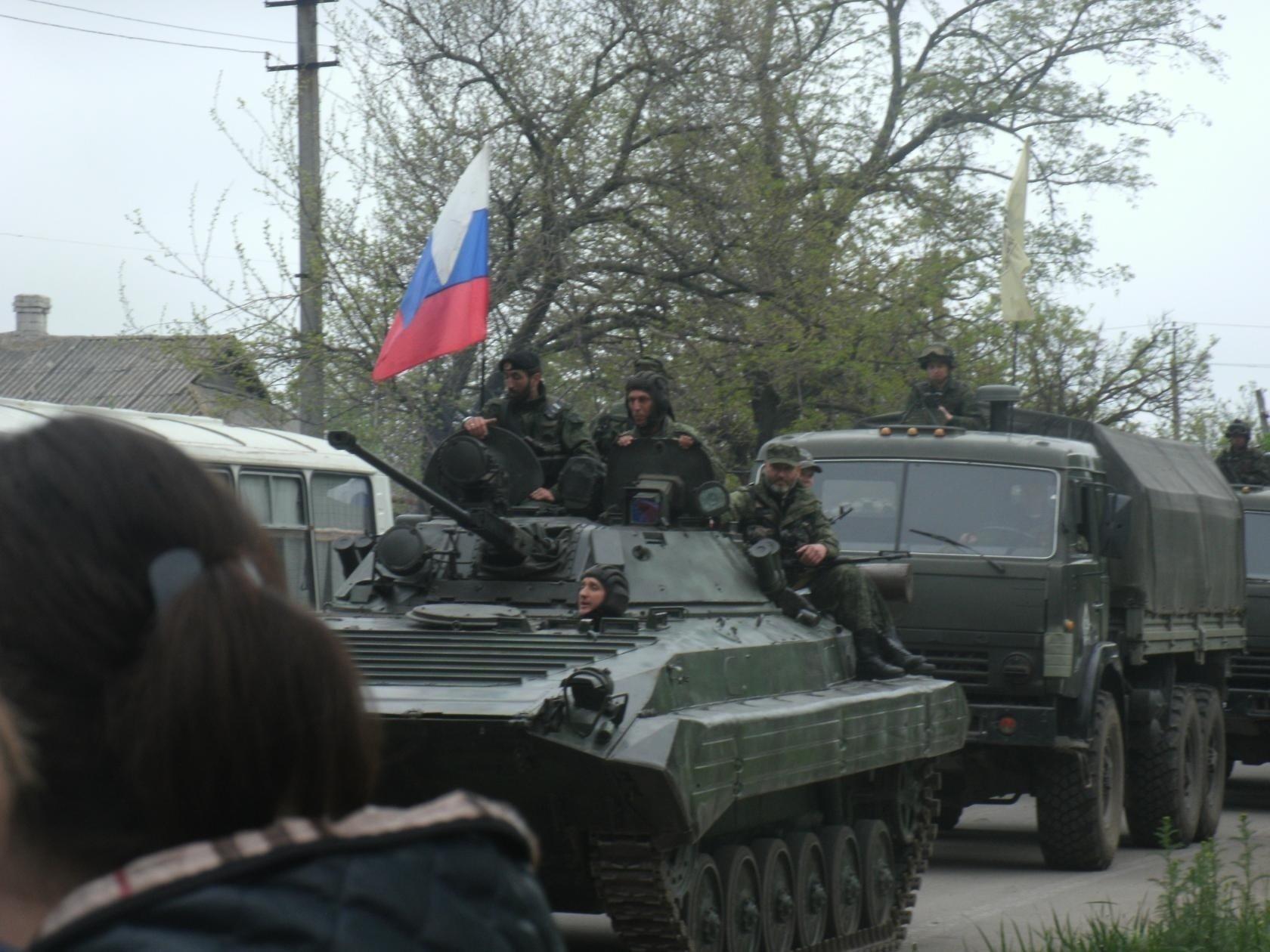 Готовятся «полным ходом»: боевики активно перемещают войска и средства