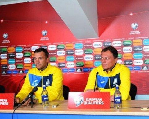 Шевченко напередодні матчу з Ісландією назвав сильні сторони суперника