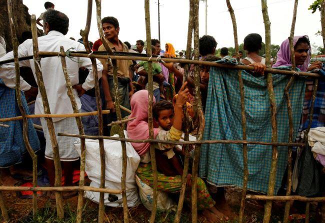 Десятки тисяч мусульман втекли з М'янми – ООН