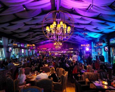 Луценко праздновал свадьбу сына в ресторане российского бизнесмена (фото)