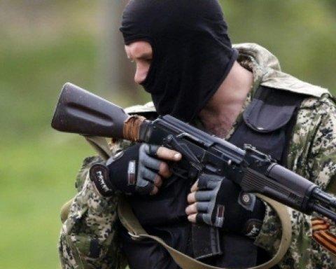 Боевики «ЛДНР» расстреляли авто с пограничниками