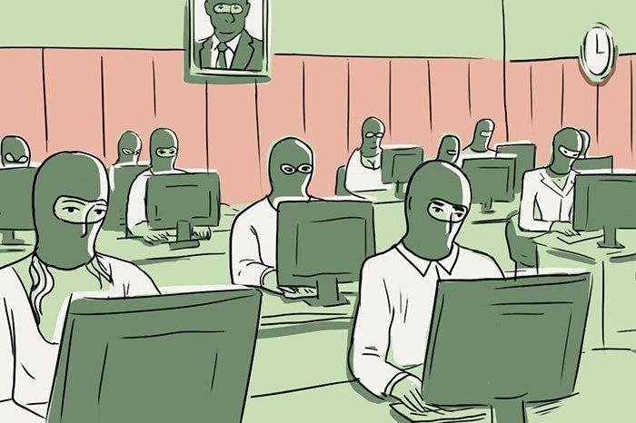 Facebook вказав про «ферму тролів» із Росії