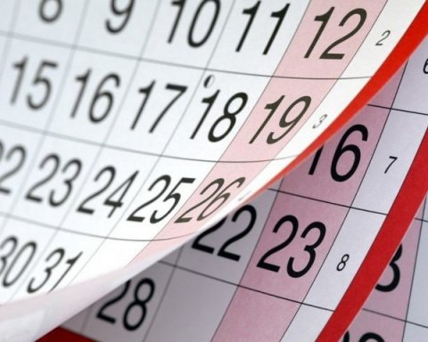 Рекордну кількість вихідних подарують українцям у жовтні