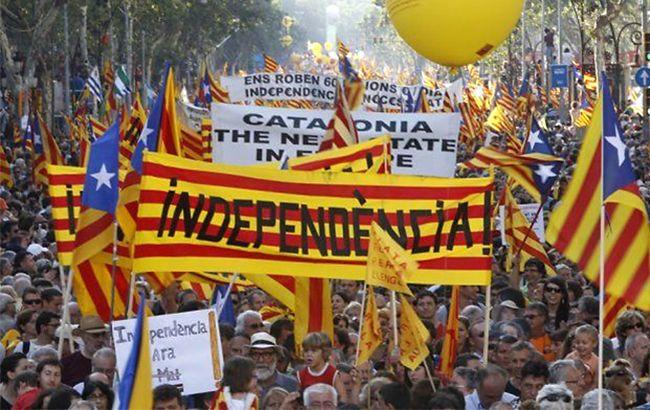 Каталонія прийняла важливий закон на шляху до незалежності від Іспанії