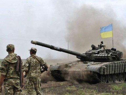 Українські танкісти провели видовищне змагання, опубліковано відео