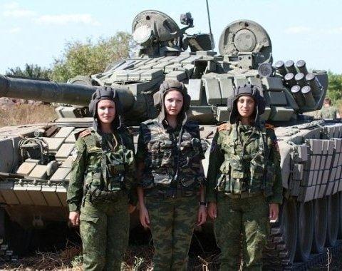 Набор девушек в танковый взвод фейковой «ДНР» взорвал сеть