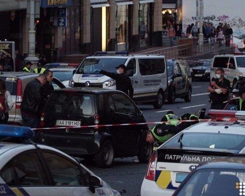 Взрыв авто в Киеве: погибший был известной личностью