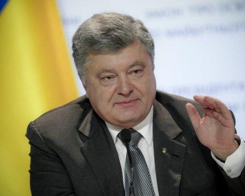 Порошенко метко ответил на истерику Кремля относительно языкового закона