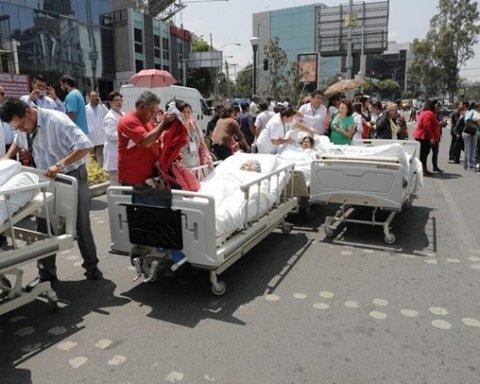 Мексика після землетрусу: в мережу потрапили фото небувалих руйнувань