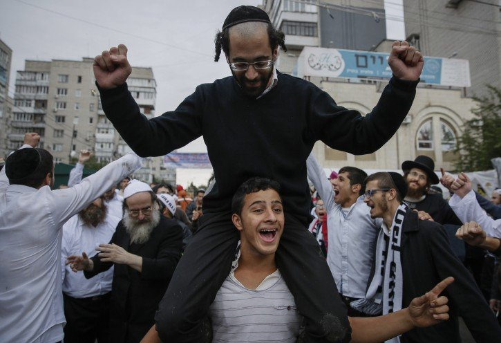 Иудеи празднуют новый 5778 год— Рош ха-шана