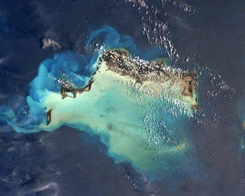 NASA показало всю містику ураганів Ірма і Хосе (фото)