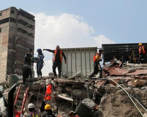 Землетрус у Мексиці: загинуло багато людей