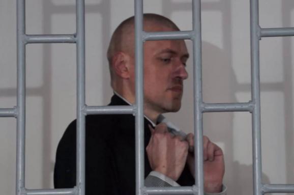 Политзаключенного Клыха отправили лечится впсихбольницу вМагнитогорске