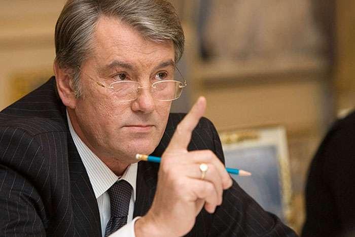 Ющенко: Путін в Україні остерігається двох речей