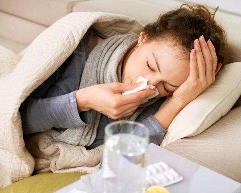 Киевлян предупредили об опасном вирусе гриппа