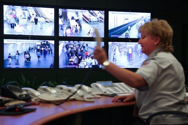 Все станции киевского метро обустроят камерами ссистемой распознавания лиц