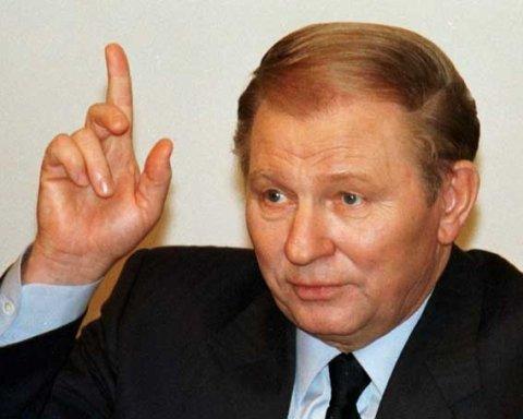 Кучма назвал условие введения миротворцев на Донбасс