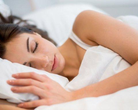 сон, ліжко, спати