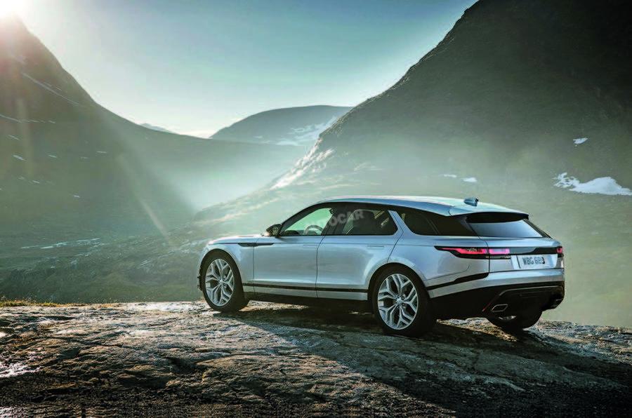 Land Rover представит новую линейку
