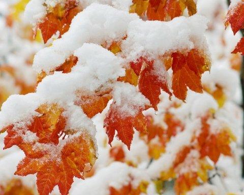 Ждем первого снега: погода готовит сюрприз