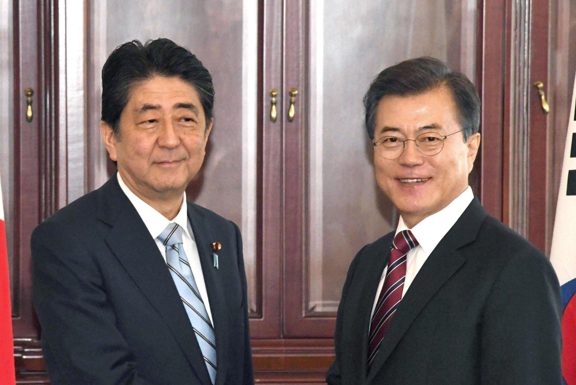 Японія та Південна Корея зробили спільну заяву щодо тиску на КНДР Опубліковано