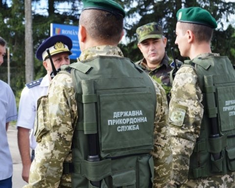 Украинские пограничники осуществили первое совместное патрулирование с румынами