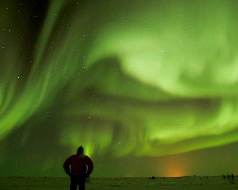 Северное сияние над Канадой показали в NASA (фото)