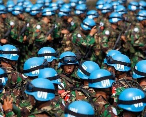 США поддержали размещение миротворцев ООН по всему Донбассу