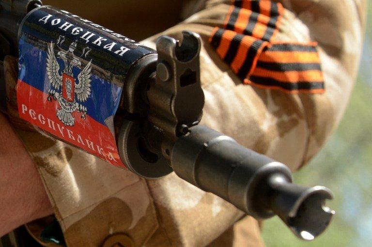 Разведка заявила о ликвидации группы боевиков на Донбассе