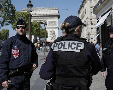 Протести у Франції: з'явилися нові докази причетності Росії