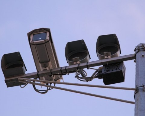 Водителям на заметку: в Киеве заработала фото- видеофиксация нарушений ПДД