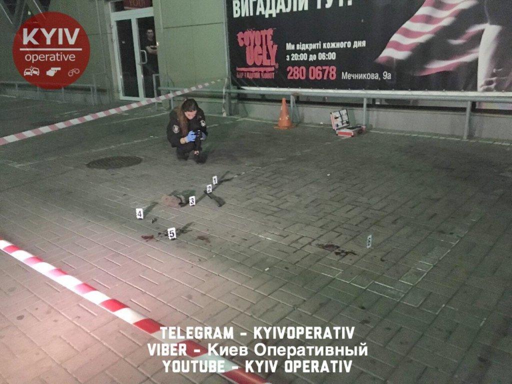 Нічна бійня в Києві: Ветеран АТО проти 12 прихильників «Л/ДНР»