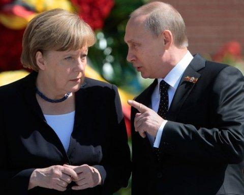 Миротворці на Донбасі: Меркель повідомила про подробиці розмови з Путіним