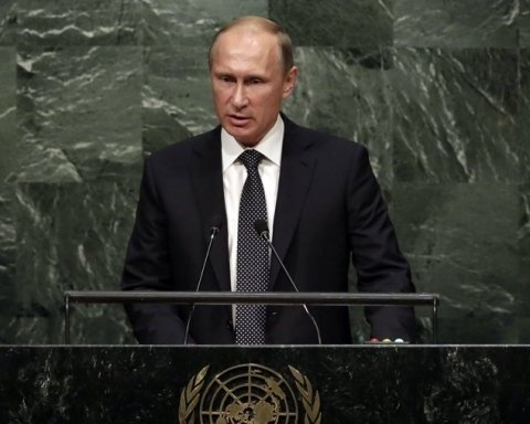 В ООН провалился «миротворческий» план Путина