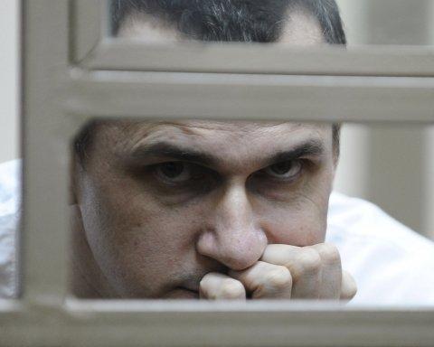 Вернули в камеру: появились важные новости о пленнике Кремля Сенцове