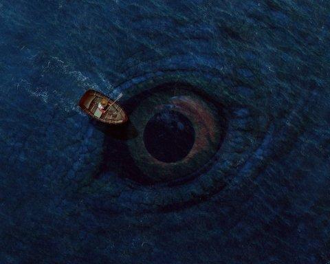 10-метрового монстра прибило до узбережжя Філіпін (фото)