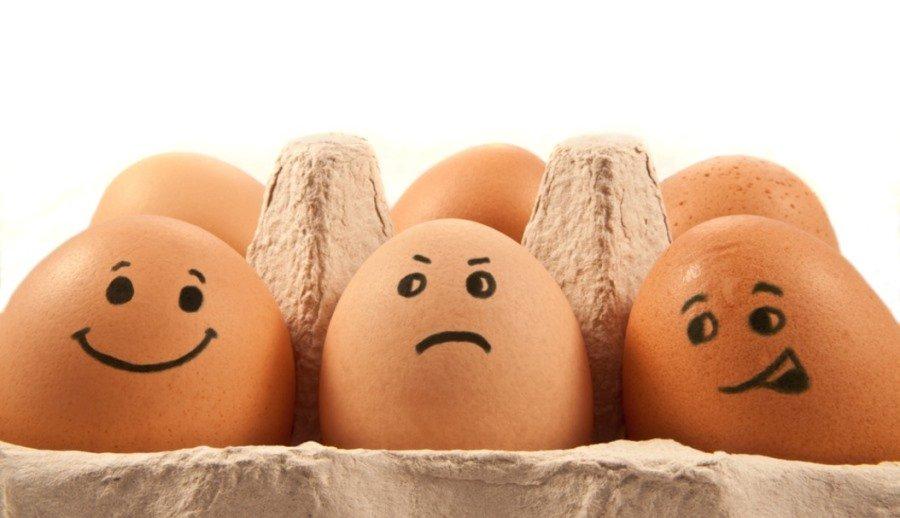Как быстро похудеть: простой рецепт из двух яиц