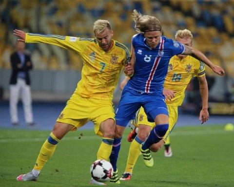 Ісландія – Україна 2:0. Хроніка відбіркового матчу чемпіонату світу-2018, відео голів