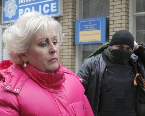У Харківському СІЗО озвучили власну версію синців Нелі Штепи