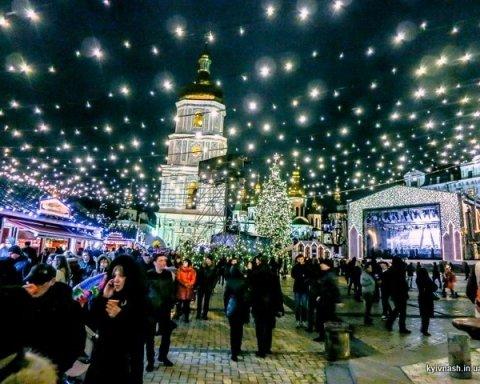 С какого числа киевляне будут праздновать Новый год