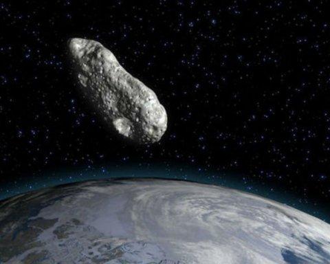 Опасность из космоса: завтра большой астероид найблизиться к Земле максимально близко