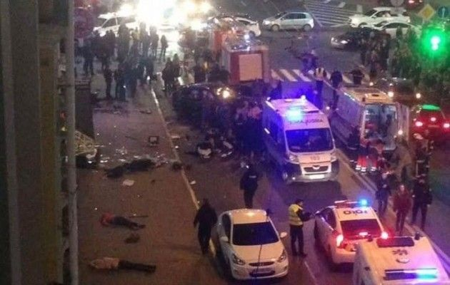 У Харківський трагедії заговорили свідки й експерти, з'явилися нові подробиці
