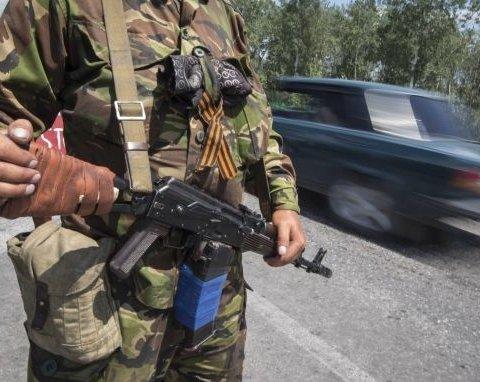 Поліція затримала водія терористів з Донбасу
