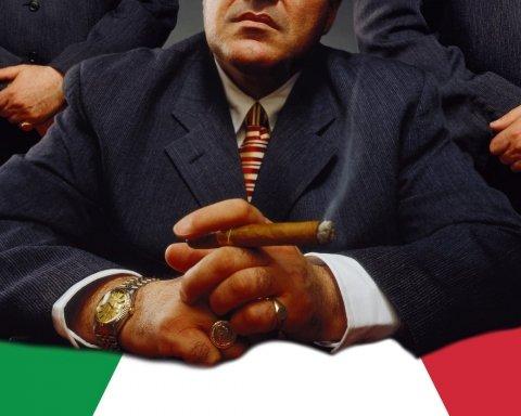 Босс итальянской мафии сыграл в футбол отпиленной головой