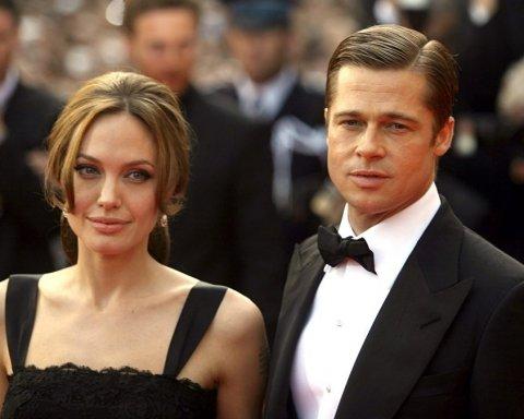 Джоли «впала» в истерику из-за вопроса о Питте