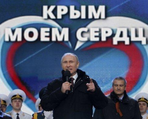 У Путіна залишився єдиний варіант щодо Криму