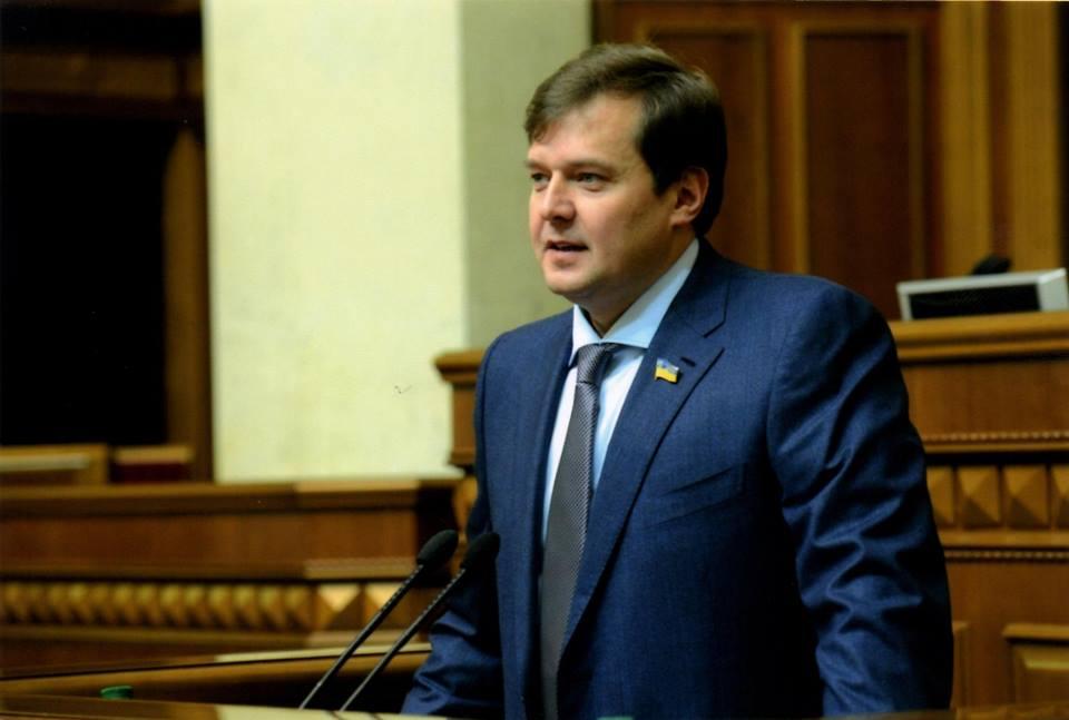 Депутату вимкнули мікрофон за відмову виступати українською мовою