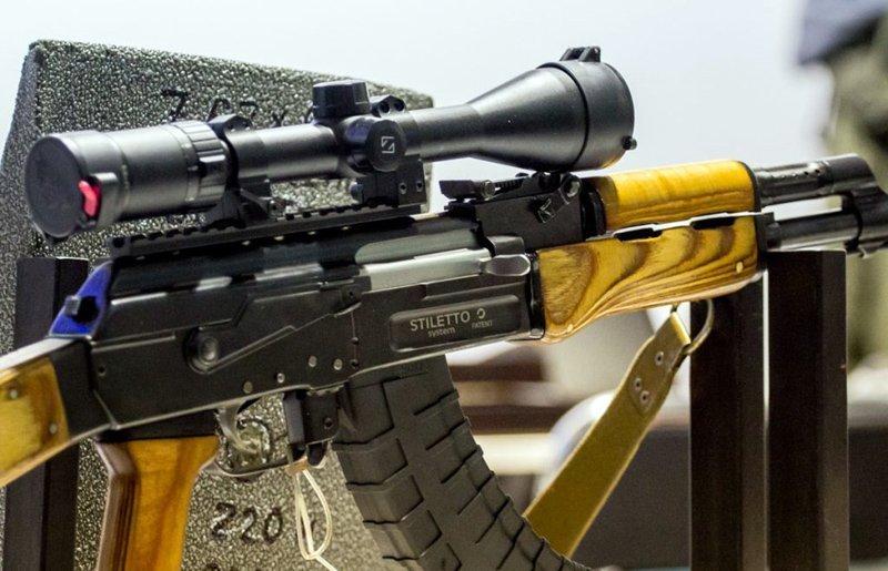 Ворог не має жодних шансів: інженери модернізували ґвинтівки для снайперів АТО