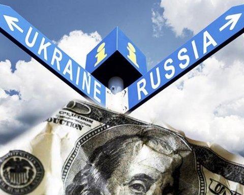 Россия заявила о значительном увеличении торговли с Украиной
