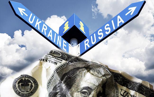 Российская Федерация  сообщила  о существенном  увеличении торговли с государством Украина